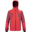 Alagna Stretch Jacket M Fire/Tibetan Red