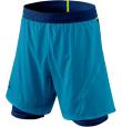 Alpine Pro M 2/1 Shorts Mykonos Blue