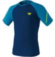 Alpine Pro M Ss Tee Mykonos Blue