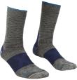 Alpinist Mid Socks M Grey Blend