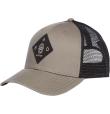 BD Trucker Hat Dark Flatiron-Black