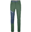 Brenta Pants M Green Forest