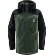 Elation GTX Jacket Men Fjell Green/True Black