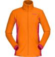Falketind Warm1 Jacket W Orange Popsicle/Honeysuckle