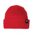 Knit Cuff Beanie Red