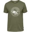 Lägerplats T-shirt M Green