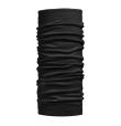 Lightweight Merino Wool Solid Black