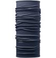 Lightweight Merino Wool Solid Denim
