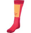 Lofoten Mid Weight Merino Socks Long Crisp Ruby