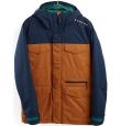 M Covert Jacket - Slim Dress Blue/True Penny