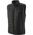 M'S Nano Puff Vest Black