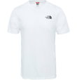 M S/S Simple Dome Tee Tnf White