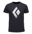 M SS Chalked Up Tee Black