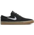 Nike Sb Zoom Janoski Rm Black/White-Black-Gum Light Brown