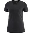 T-Shirt Comet Short Sleeve Tee W Black/Heather