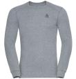 T-Shirt ML Active Warm Eco Grey Melange