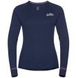 T-Shirt ML Active Warm Originals Eco Diving Navy