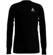Tee Shirt ML Warm Kids Black