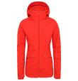 W Lenado Jacket Fiery Red