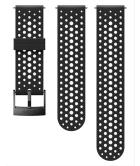 Bracelet 24 mm Athletic 1 black S+M
