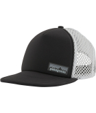Duckbill Trucker Hat Black