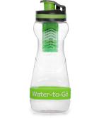 Gourde Water-To-Go City Vert