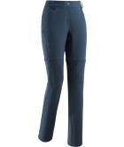 LD Trekker Stretch Zip-Off Pant Orion Blue