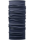 Ligthweight Merino Wool Solid Denim