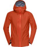 Lofoten Gore-Tex Active Jacket M Rooibos Tea