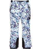 Luxe Snow Pant W Frosted Blue Ice