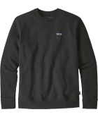 M's P-6 Label Uprisal Crew Sweatshirt Black