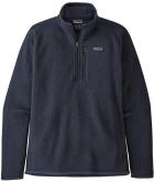 M's Better Sweater 1/4 Zip New Navy