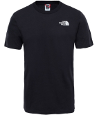 M S/S Simple Dome Tee Tnf Black