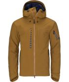 Men's Creblet Jacket Pecan Brown