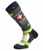 Rebloch Ski Socks Merinos Green