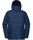 Roldal Down750  Jacket (M) Indigo Night