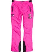SD Ski Run Pant W Luminous Pink Grit