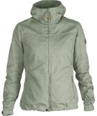 Stina Jacket W Sage Green