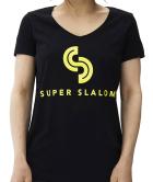 Super T-Shirt Noir Femme