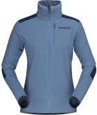 Svalbard Warm1 Jacket (W) Coronet Blue