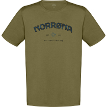 Acquisto /29 Cotton Arch Logo T-Shirt M's Olive Drab