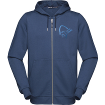 Compra /29 Cotton Zip Hoodie M Indigo Night