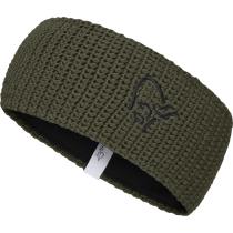 Buy /29 Logo Headband Olive Night