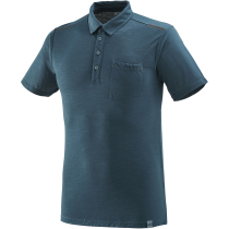 Achat  Imja Wool Polo M Orion Blue
