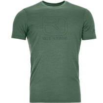 Achat 120 Tec Logo Ts M Green Forest