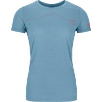 Achat 120 Tec Mountain T-Shirt W Light Blue
