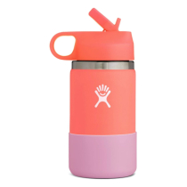 Achat 12 Oz Kids Wide Straw Lid Hibiscus