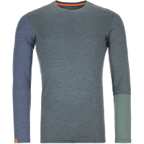 Buy 185 Rock'N'Wool Long Sleeve M Green Forest Blend