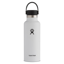Buy 18 Oz Standard Mouth With Standard Flex Cap White