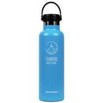 Achat 21 Oz Hydroflask x Snowleader Chamonix Pacific